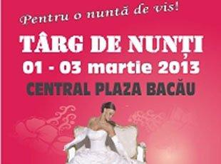 Targ de nunti Bacau 2013
