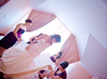 Distributia de roluri in organizarea nuntii
