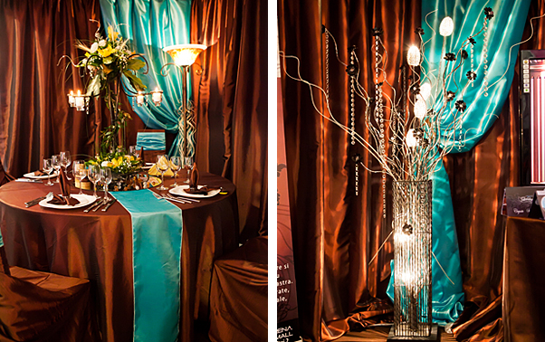 Decoratiuni targ nunta Bacau 2012