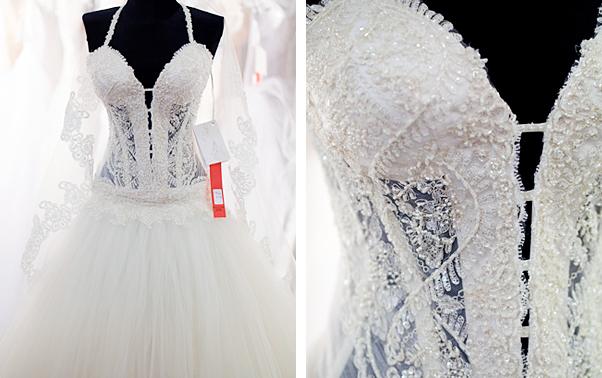 Rochie de mireasa targ de nunta Bacau