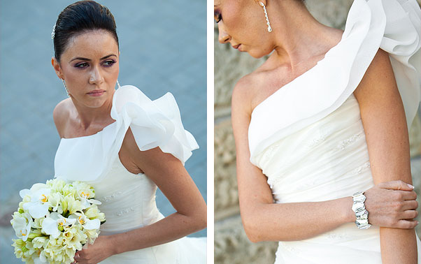 Detalii nunta Ramnicu Valcea bratara mana mireasa si buchet